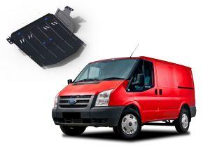 Protectores  de motor y caja de cambios Ford Transit  RWD 2,2TD; RWD 2,4TD only! 2007-2015