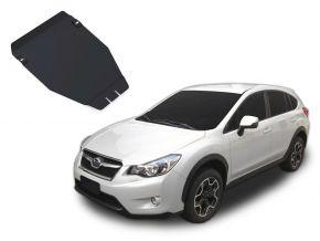 Protectores  de motor y caja de cambios Subaru Impreza XV se adapta todos motores 2010-2012