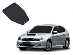 Protectores  de motor y caja de cambios Subaru Impreza 1,5R; 2,0R; 2,5WRX; 2,5STI 2007-2011