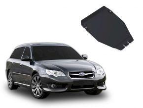 Protectores  de motor y caja de cambios Subaru Legacy 2,0; 2,5; 3,0  2003-2009