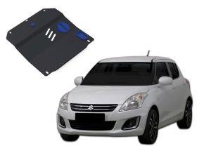 Protectores  de motor y caja de cambios Suzuki Swift se adapta todos motores 2011-2015