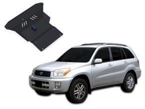 Protectores  de motor y caja de cambios Toyota RAV4 1,8; 2,0 2000-2006