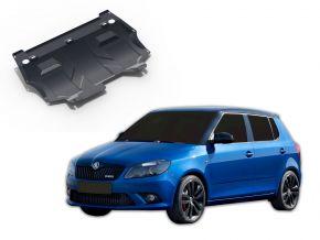 Protectores  de motor y caja de cambios Skoda Fabia RS 1,4TSI 2010-2015