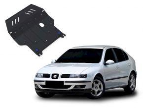 Protectores  de motor y caja de cambios Seat Leon se adapta todos motores 1998-2005