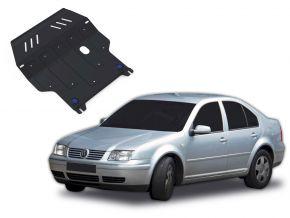 Protectores  de motor y caja de cambios Volkswagen Bora se adapta todos motores 1998-2005
