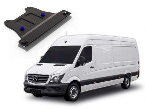 Tapa de caja de engranajes de acero para MERCEDES BENZ SPRINTER 2WD 311CDI; 2WD 315CDI; 2WD 515CDI solo para motor el especificado! 2013-