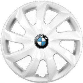 """Tapacubos para BMW 14"""", STIG BLANCO LACADO 4 pzs"""