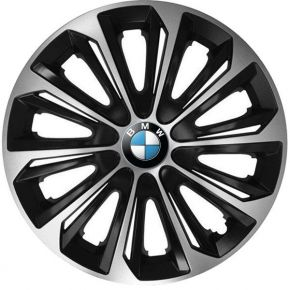 "Tapacubos para BMW 15"", STRONG DUOCOLOR 4 pzs"