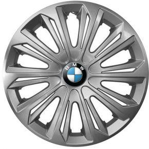 """Tapacubos para BMW 16"""", STRONG GRIS LACADO 4 pzs"""