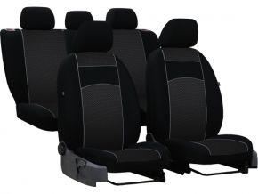Fundas de asiento a medida Vip AUDI A4 B8 S-LINE (2007-2015)
