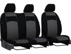 Fundas de asiento a medida Vip FIAT DOBLO IV 2+1 (2015→)