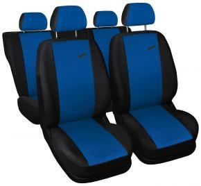 Fundas de asiento universales XR azul