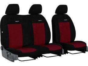 Fundas de asiento a medida Elegance FIAT DOBLO IV 2+1 (2015→)
