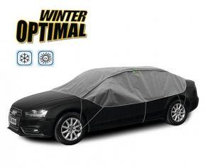 Funda protectora INVIERNO OPTIMAL para los vidrios y el techo del auto Lexus IS 280-310 cm