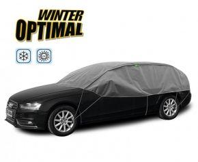 Funda protectora INVIERNO OPTIMAL para los vidrios y el techo del auto Hyundai i30 295-320 cm