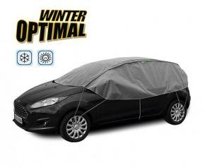 Funda protectora INVIERNO OPTIMAL para los vidrios y el techo del auto Hyundai Getz 255-275 cm