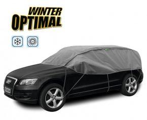 Funda protectora INVIERNO OPTIMAL para los vidrios y el techo del auto Jeep Grand Cherokee 300-330 cm